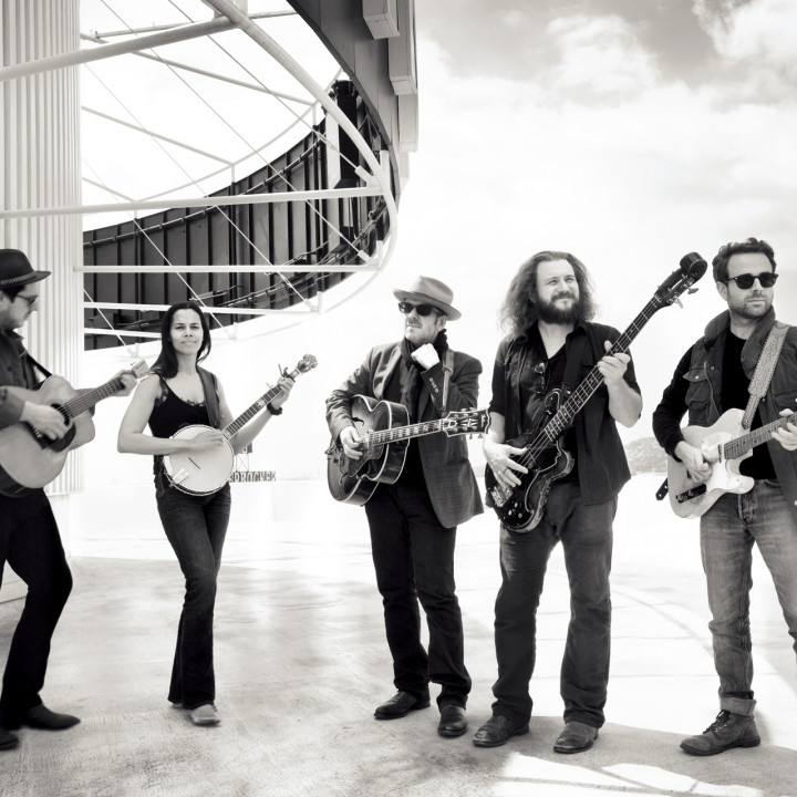 The New Basement Tapes 2014