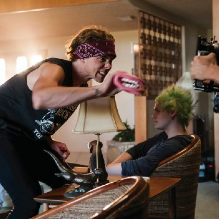 5 Seconds Of Summer — Amnesia Behind The Scenes