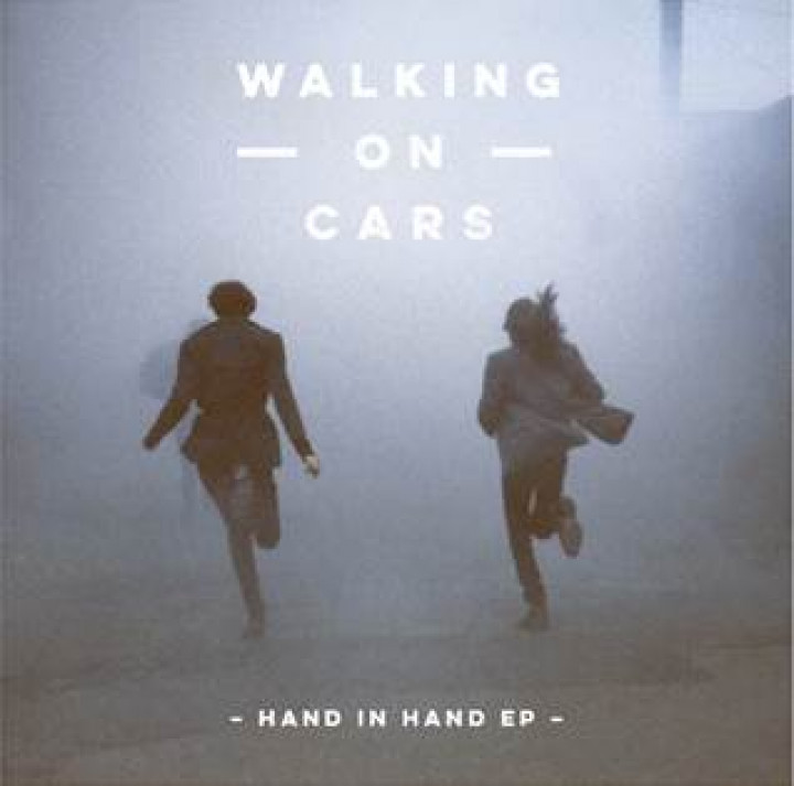 Walking On Cars Cover Hand In Hand