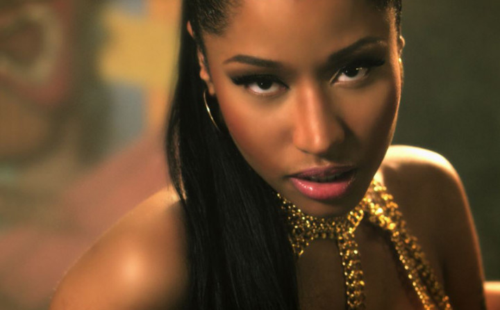 Anaconda music video - 2 7