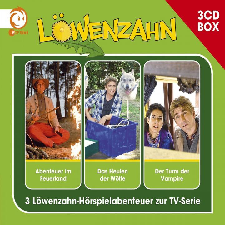 Löwenzahn - Hörspielbox