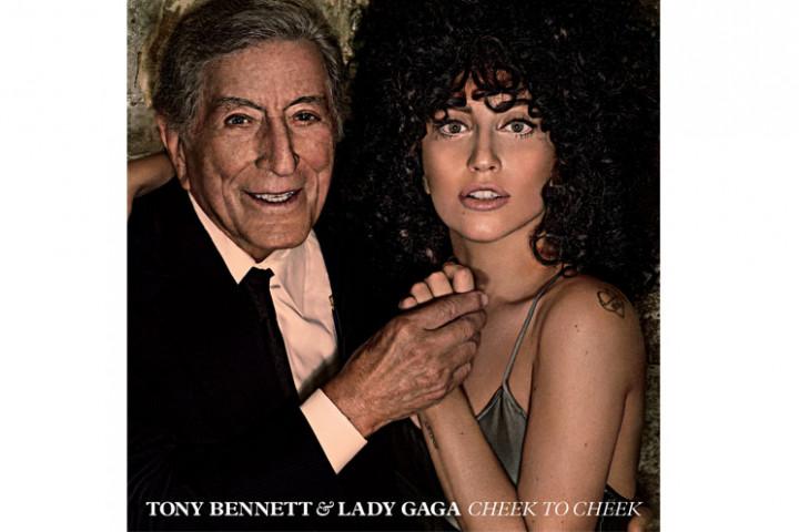 "Tony Bennett und Lady Gaga ""Cheek To Cheek"""