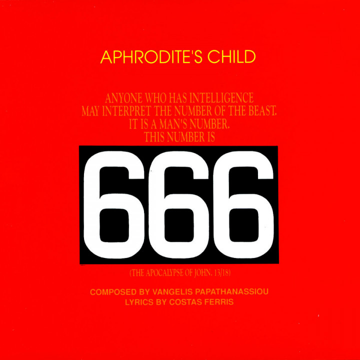 6 6 6 (Ldt. Back To Black Edt.)