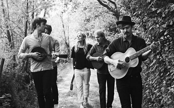 The Common Linnets, Oktober 2014: The Commons Linnets kommen für fünf Konzerte nach Deutschland