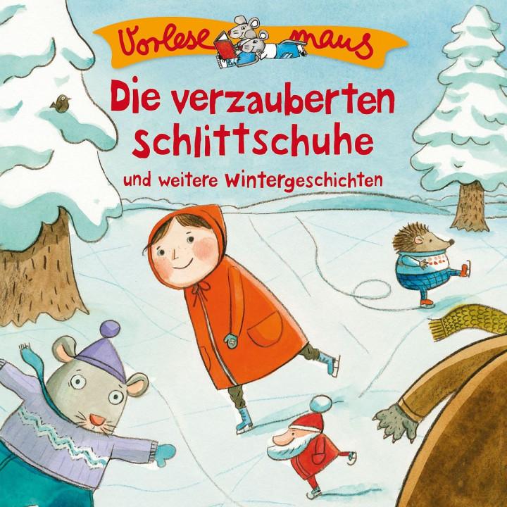 Die verzauberten Schlittschuhe (Wintergeschichten)