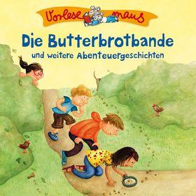 Die Vorlesemaus, Die Butterbrotbande (Abenteuergeschichten), 00602537956821