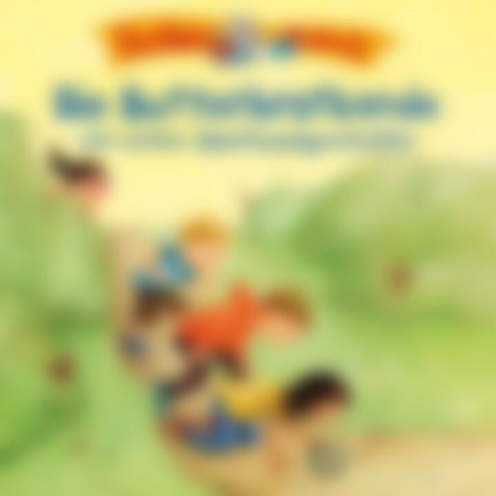 Die Butterbrotbande u.a. (Abenteuergeschichten)