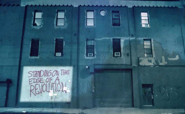 Edge Of A Revolution (Lyric-Video)