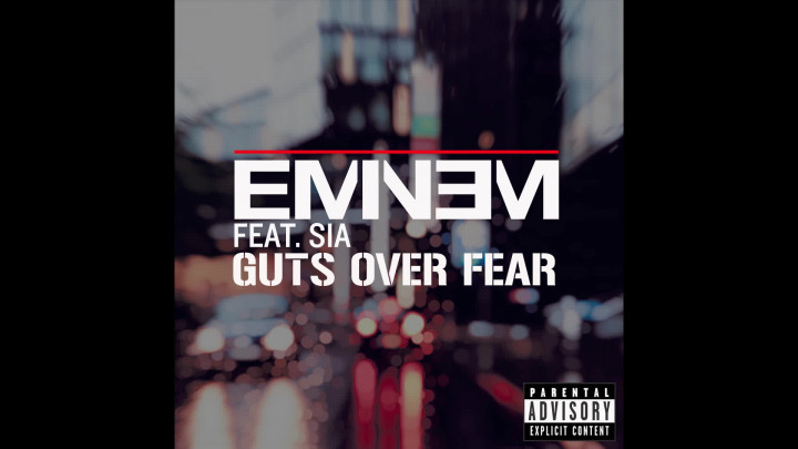 Guts Over Fear (Audio Video)
