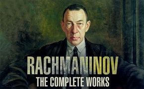 Sergei Rachmaninoff, Das Gesamtwerk von Sergej Rachmaninoff