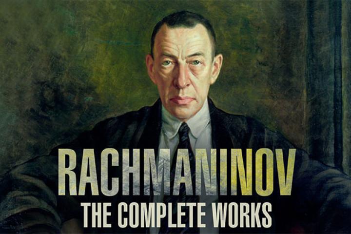 Rachmaninoff: Sämtliche Werke