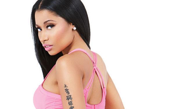 Nicki Minaj, Zweiter Vorbote aus neuem Album The Pink Print: Nicki Minaj bricht mit dem Video zu Anaconda Rekorde