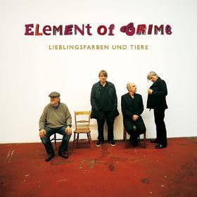 Element Of Crime, Lieblingsfarben und Tiere, 00602537896745