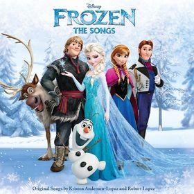 Various Artists, Frozen (Die Eiskönigin): The Songs (englische Version), 00050087315825
