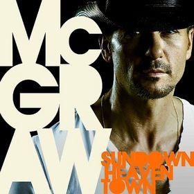Tim McGraw, Sundown Heaven Town, 00602537998814