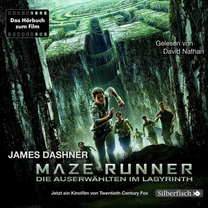 J. Dashner: Maze Runner: D. Auserwählten...(Film)