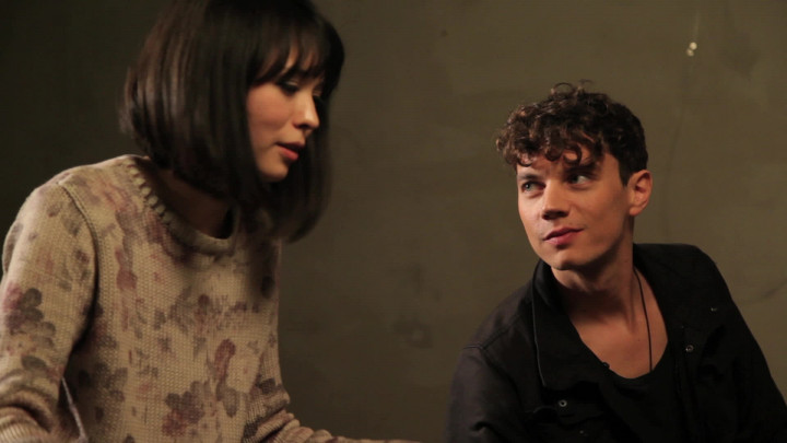 "Scandale: Alice Sara Ott und Francesco Tristano über ""A Soft Shell Groove"""