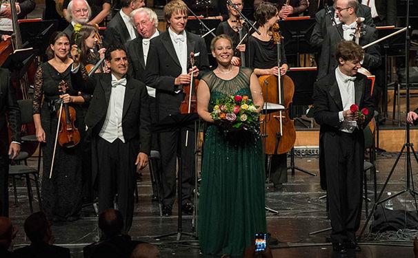 Elina Garanca, Elīna Garanča in Donizettis La Favorite bei den Salzburger Festspielen