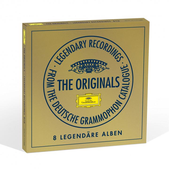 The Originals - 8 Legendäre Alben