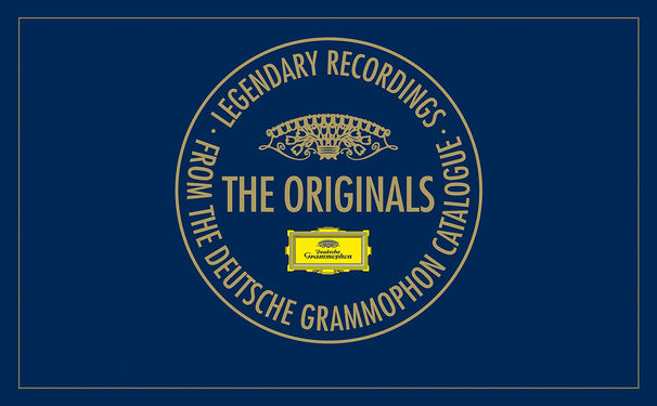 Claudio Abbado, Atmosphärisches Erlebnis: Die Serie The Originals präsentiert legendäre Aufnahmen