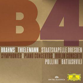 Christian Thielemann, Brahms Sinfonien/Ouverturen/Klavierkonzerte, 00028947927877