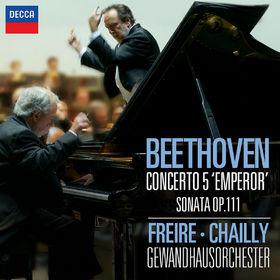 Nelson Freire, Klavierkonzert Nr. 5 / Klaviersonate Op. 111, 00028947867715