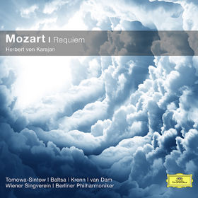 Classical Choice, Mozart Requiem - Herbert von Karajan, 00028947943365