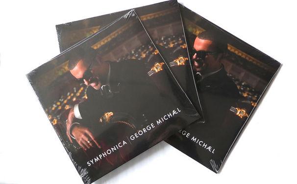George Michael, Wir verlosen 1x3 Symphonica Vinyls von Geroge Michael