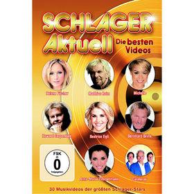 Schlager Aktuell, Schlager Aktuell - Die Besten Videos, 00600753541289