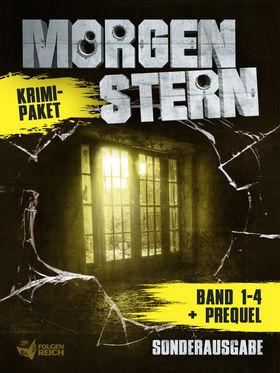 Morgenstern, Das Krimi-Paket: Band 1-4 (+ Extra: Das Prequel - Folge 0), 00602537978618