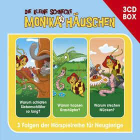 Die kleine Schnecke Monika Häuschen, Die kleine Schnecke Monika Häuschen - Hörspielbox Vol. 4, 00602537992096