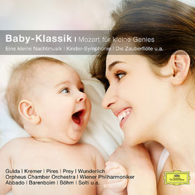 Classical Choice, Baby-Klassik - Mozart für kleine Genies, 00028948213726