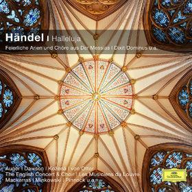 Classical Choice, Händel Halleluja - Feierliche Arien und Chöre, 00028947943341