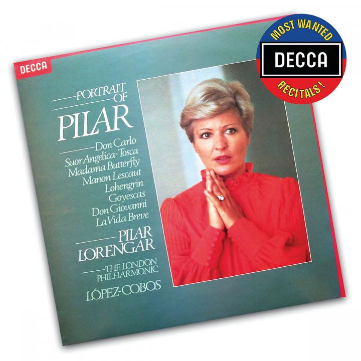 Portrait Of Pilar