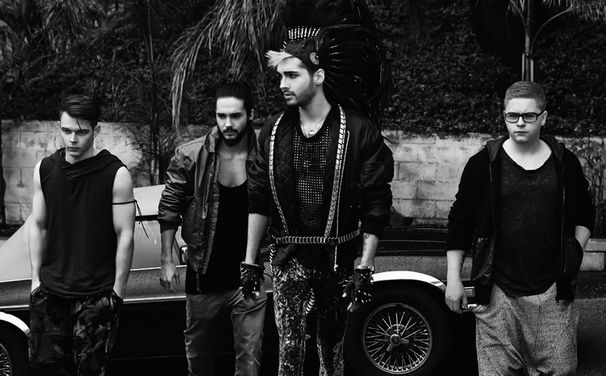 Tokio Hotel, Tokio Hotel enthüllen ihr neues Album Kings Of Suburbia