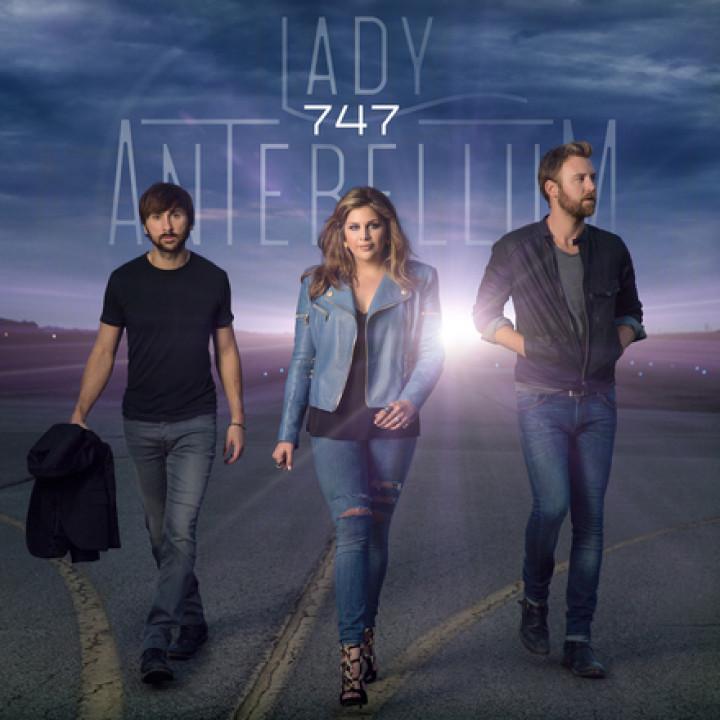"Lady Antebellum -""747"""
