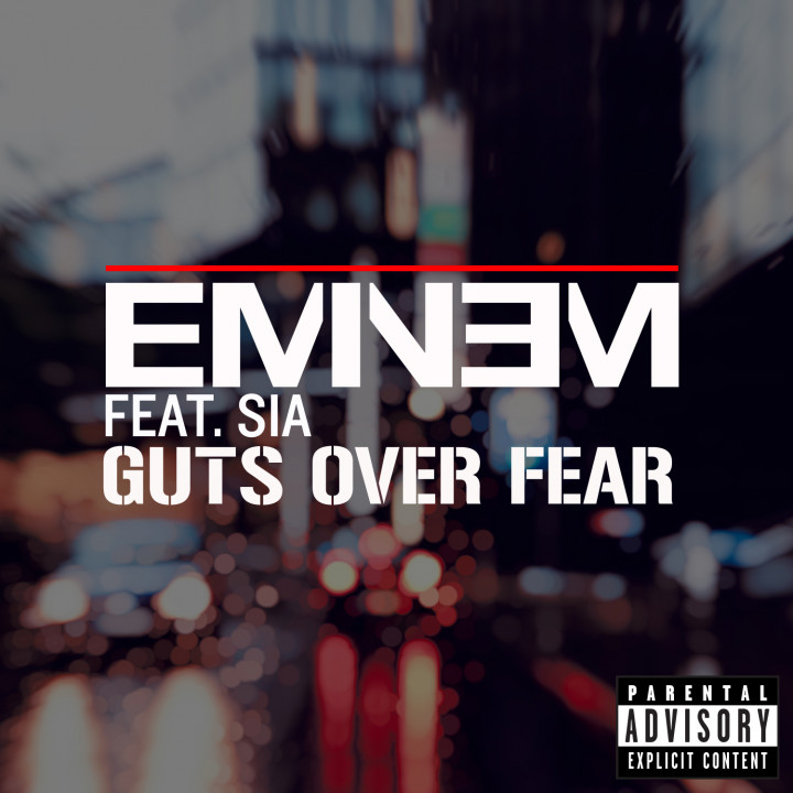 eminem Sia guts over fear