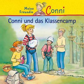 Conni, 44: Conni und das Klassen-Camp, 00602537853335