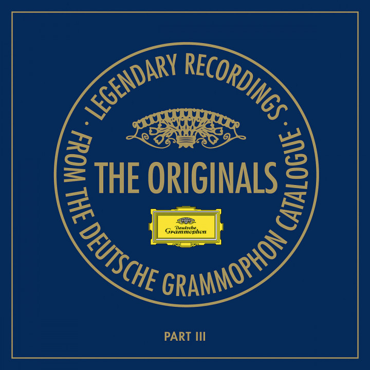 The Originals - Legendary Recordings From The Deutsche Grammophon Catalogue