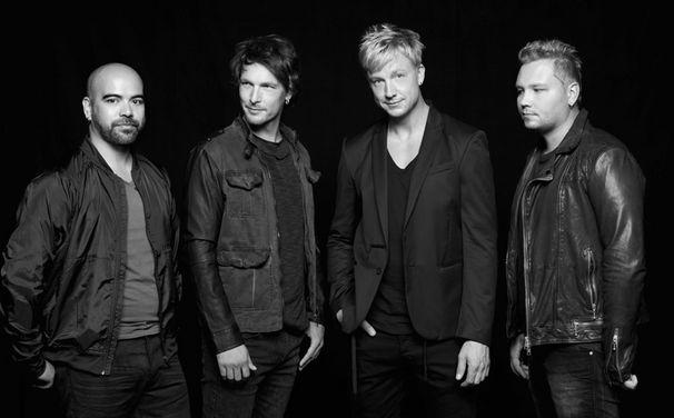 Sunrise Avenue, ECHO 2015: Sunrise Avenue sind in der Kategorie Band Rock/Pop international nominiert