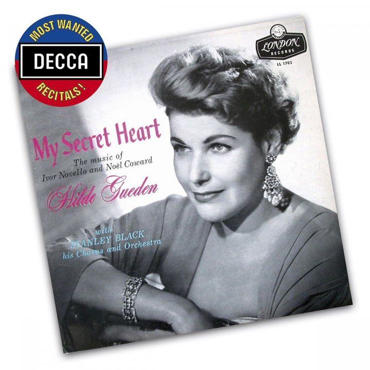 Hilde Gueden - My Secret Heart
