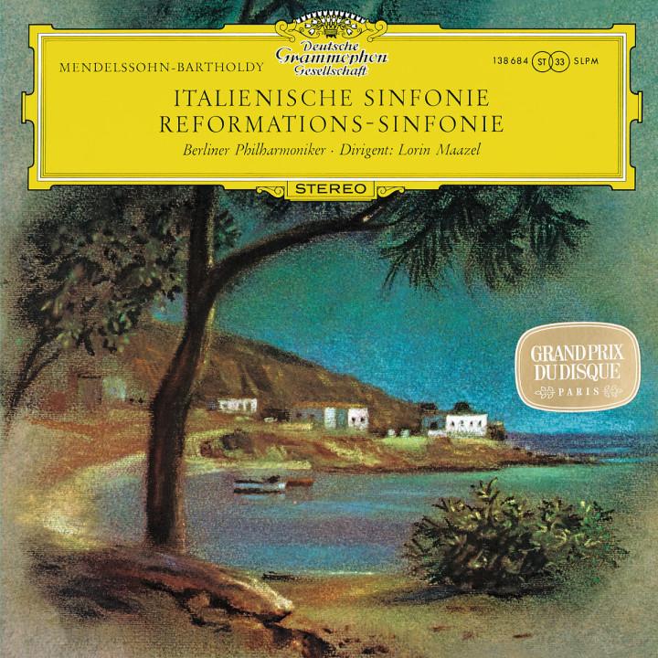 Mendelssohn: Symphonies Nos.4 Italian & 5 Reformation