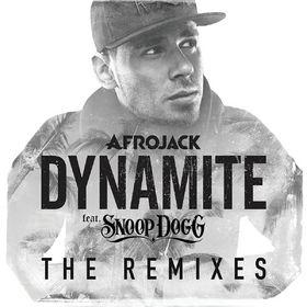 Afrojack, Dynamite, 00602547012197