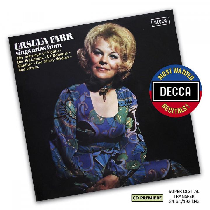 Ursula Farr Sings