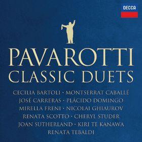 Luciano Pavarotti, The Classic Duets, 00028947875833