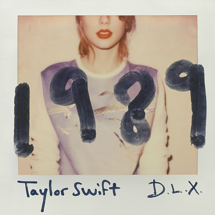 Taylor Swift 1989 Cover DLX