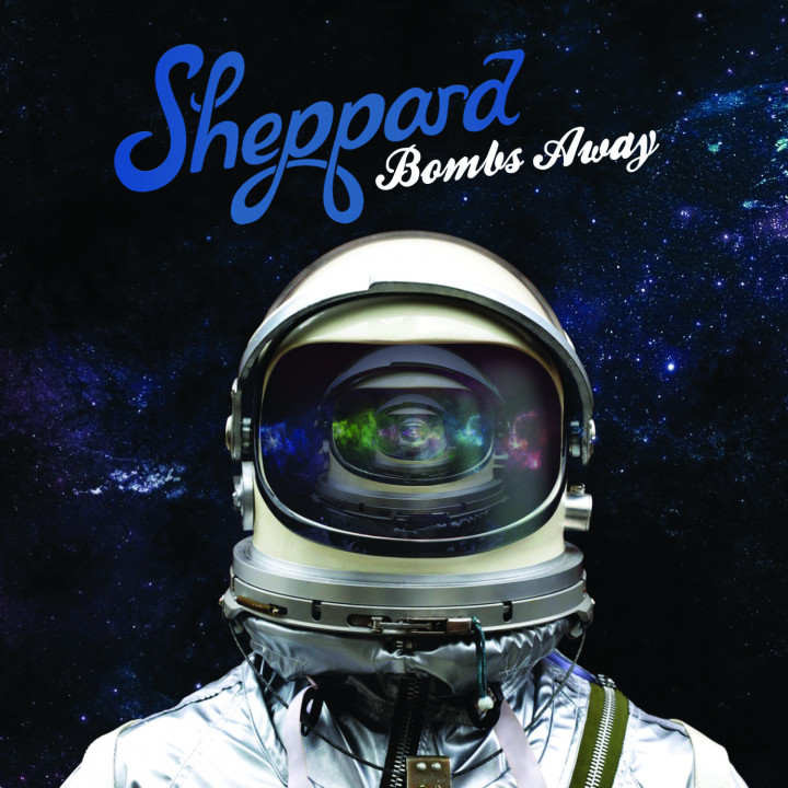 Sheppard Bombs Away Cover 2014