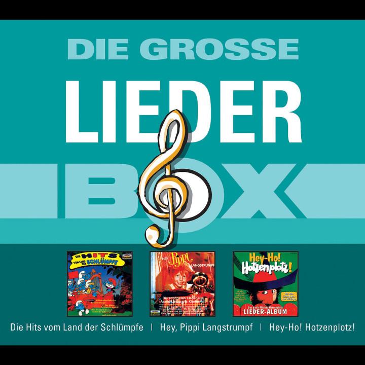 Die große Lieder-Box