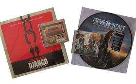 Guardians of the Galaxy, Gewinnt hier ein großes Soundtrack-Paket mit 2 CDs und 2 LPs