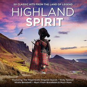 Diverse Künstler, Highland Spirit, 00028948205332